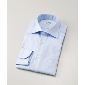 <フェアファクス/FAIRFAX> ドレスシャツ/形態安定(7153) 13・サックス 【三越・伊勢丹/公式】