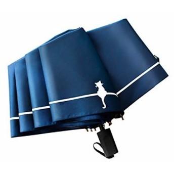 折りたたみ傘 軽量 晴雨兼用 耐風構造 UPF50+ UVカット 日傘 100遮光 遮熱 高耐久度 超撥水 梅雨対策 97cm広さ 8本傘骨 折り畳み