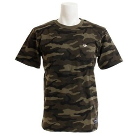 エルケクス(ELKEX) 32/2 CREW CAMO 半袖Tシャツ 863EK9HD9412 KHK (Men's)