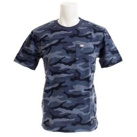 エルケクス(ELKEX) 32/2 CREW CAMO 半袖Tシャツ 863EK9HD9412 NVY (Men's)