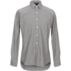 《期間限定セール開催中!》CANALI メンズ シャツ サンド XL コットン 100%