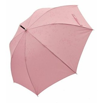 BARBAPAPA バーバパパ 柄の浮き出る 長傘 「桜」 55cm