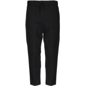 《期間限定セール開催中!》GAZZARRINI メンズ パンツ ブラック 48 ウール 68% / ポリエステル 30% / ポリウレタン 2%