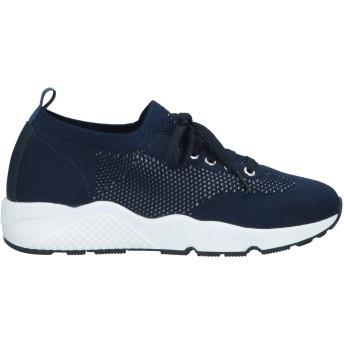 《期間限定セール開催中!》POLLINI メンズ スニーカー&テニスシューズ(ローカット) ブルー 40 紡績繊維