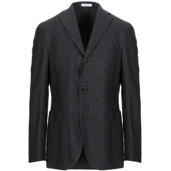 《期間限定セール開催中!》BOGLIOLI メンズ テーラードジャケット 鉛色 50 バージンウール 100%