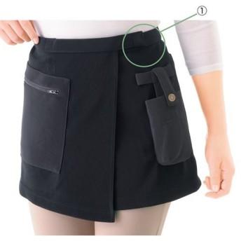 トラベル巻きスカート - セシール ■サイズ:LL,L