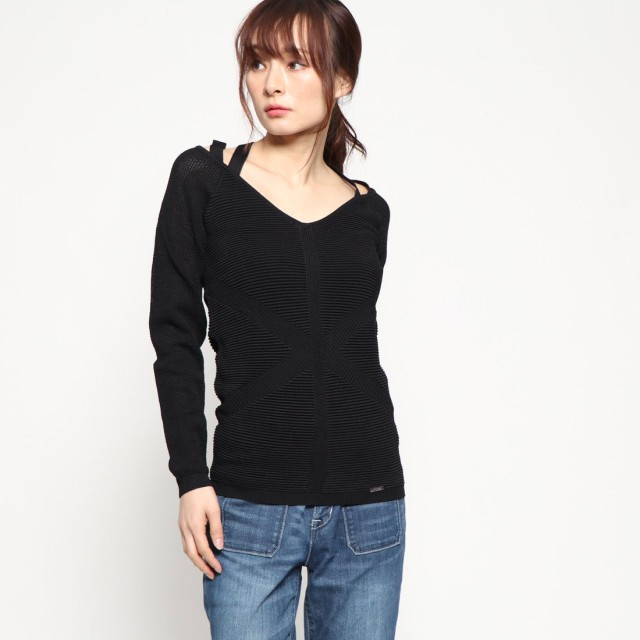 ニット・セーター - GUESS【WOMEN】 [GUESS] MONICA SWEATER