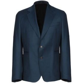 《期間限定セール開催中!》PAUL SMITH メンズ テーラードジャケット ダークブルー 40 ウール 90% / カシミヤ 10%
