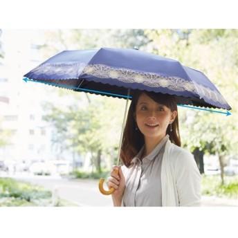遮光1級コンパクト日傘 - セシール