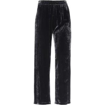 《9/20まで! 限定セール開催中》PEACOCK BLUE レディース パンツ 鉛色 2 レーヨン 82% / シルク 18%