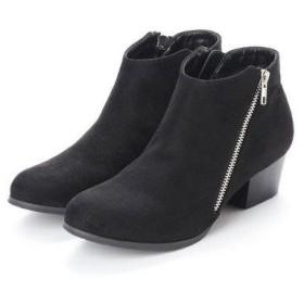 バニティービューティー VANITY BEAUTY ブーツ (ブラックスエード)