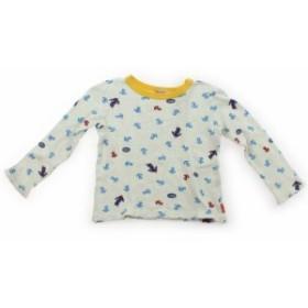 【ミキハウス/mikiHOUSE】Tシャツ・カットソー 110サイズ 男の子【USED子供服・ベビー服】(388391)
