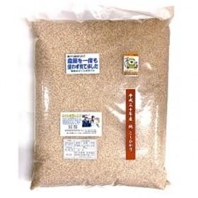 【玄米】コシヒカリ(8kg×1袋)