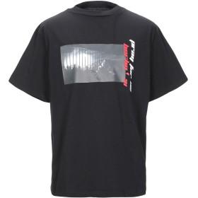 《セール開催中》PRAY FOR US メンズ T シャツ ブラック XS コットン 100%