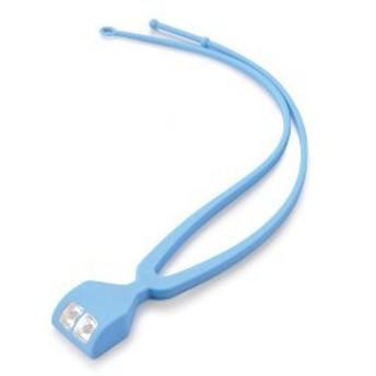 豊田合成製 LED電球使用 エツミ・ETSUMI ハンズフリーLEDライト IDS-LT1LB ライトブルー