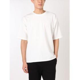 【57%OFF】 コトリカ 半袖BigTシャツ メンズ オフホワイト L 【COTORICA.】 【セール開催中】
