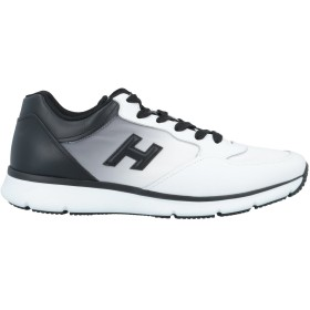 《期間限定セール開催中!》HOGAN メンズ スニーカー&テニスシューズ(ローカット) ホワイト 5 革