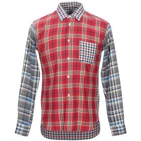 《セール開催中》COMME des GARONS SHIRT メンズ シャツ ピンク S コットン 100%
