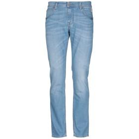 《期間限定 セール開催中》RO ROGER'S メンズ ジーンズ ブルー 29W-36L コットン 98% / ポリウレタン 2%