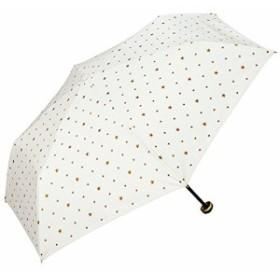 w.p.c 日傘 晴雨兼用 折りたたみ 遮光 スター オフ 50cm 801-395