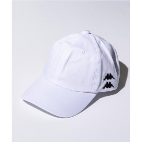 SHIFFON Kappa(カッパ) ベースボールキャップ メンズ ホワイト FREE 【SHIFFON】