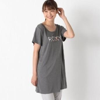 レディース ラッシュチュニックTシャツ
