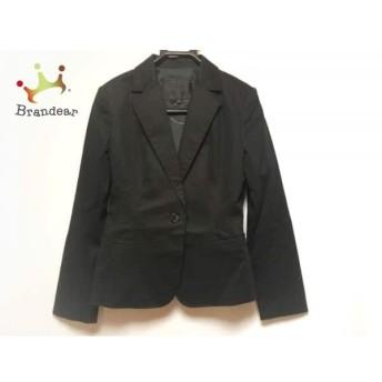 リフレクト ReFLEcT ジャケット サイズ40 M レディース 美品 黒 スペシャル特価 20190820