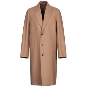 《期間限定 セール開催中》MAURO GRIFONI メンズ コート キャメル 46 ウール 75% / ナイロン 25%
