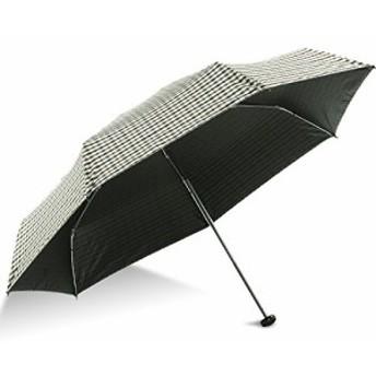 V-Dank 折り畳み傘 軽量 傘 メンズ レディース 日傘 遮光 晴雨兼用 撥水 UVカット 紫外線対策 耐風 チェック柄 梅雨対策 コンパクト 雨
