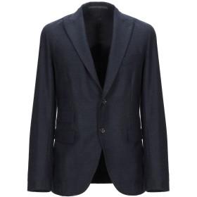 《期間限定セール開催中!》ELEVENTY メンズ テーラードジャケット ダークブルー 48 ウール 96% / ポリウレタン 4% / ポリエステル / ポリウレタン