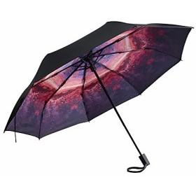 【在庫一掃セール】折りたたみ傘 晴雨兼用 日傘 雨傘 レディース 耐風傘 耐風骨 8本骨 UVカット UV遮蔽率99.9% 完全遮光 撥水 軽量 紫外