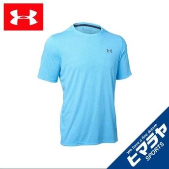 アンダーアーマー スポーツウェア 半袖 メンズ スレッドボーンTシャツ トレーニング Tシャツ MEN 1325167 713 UNDER ARMOUR