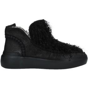 《セール開催中》LAGOA レディース ショートブーツ ブラック 36 紡績繊維 / 革