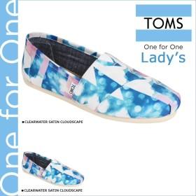 TOMS SHOES トムズ シューズ レディース スリッポン WOMEN S SEASONAL CLASSICS トムス トムズシューズ