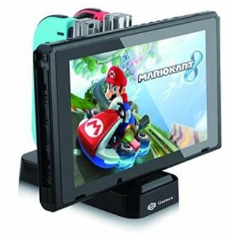 Nintendo Switch ジョイコン 充電スタンド Joy-Con Pro コントローラー 4台同時 3WAY 充電グリップ USB Type