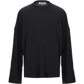 《期間限定 セール開催中》McQ Alexander McQueen メンズ T シャツ ブラック XS コットン 100%