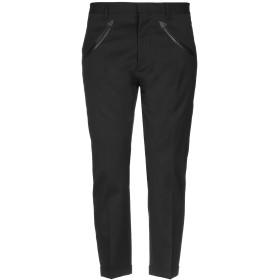 《セール開催中》DSQUARED2 メンズ パンツ ブラック 48 バージンウール 98% / ポリウレタン 2%