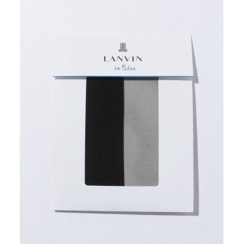 ランバンオンブルー(レディスソックス) 着圧パンスト(M-L) レディース ソワレ M-L 【LANVIN en Bleu(Ladies Socks)】