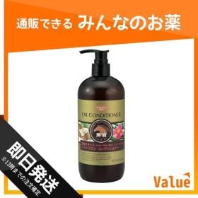 ディブ 3種のオイル コンディショナー (馬油・椿油・ココナッツオイル) 480mL
