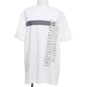 アンダーアーマー UNDER ARMOUR ジュニア 半袖機能Tシャツ UA UV Wordmark Tee 1342071