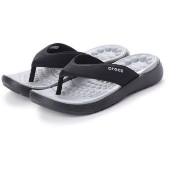 クロックス crocs メンズ マリン ビーチサンダル reviva flip men 205715-060