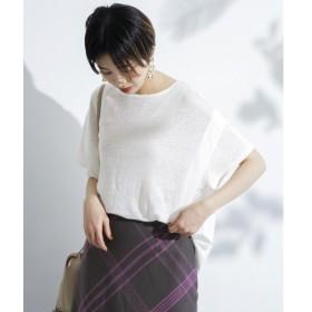[マルイ]【セール】レディスカットソー(ハードマンズリネンTシャツ)/KBF(KBF)