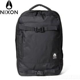 価格見直しました!ニクソン リュック 売れ筋 NIXON デルマーバックパック2 Del Mar Backpack II オールブラック ALL BLACK C282600100 送料無料