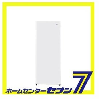 132L 前開き式冷凍庫 ホワイト JF-NUF132G-W ハイアール [冷凍庫 フリーザー 一人暮らし 2ドア 生活家電 キッチン家電 新生活 家電]