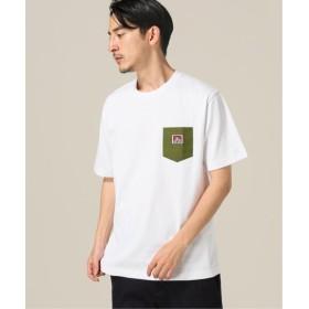 B.C STOCK 【BEN DAVIS / ベンデイビス】pocket canvas ex◆ グリーン L