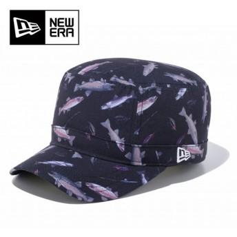 NEWERA ニューエラ WM 01 フライフィッシング ブラック 11897265 【ワークキャップ/帽子/ニューエラアウトドア/アウトドア】