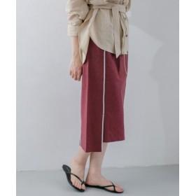KBF(ケービーエフ) スカート スカート WEB限定 カラーパイピングスカート