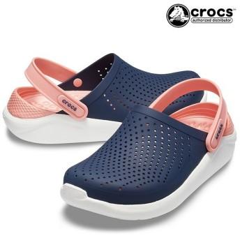 レディース サンダル crocs クロックス 204592-4JG LITERIDE CLOG ライトライド クロッグ GG1 E13