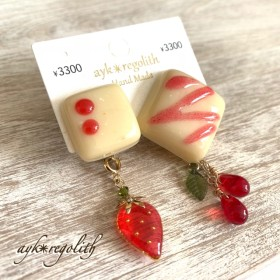White choco strawberry