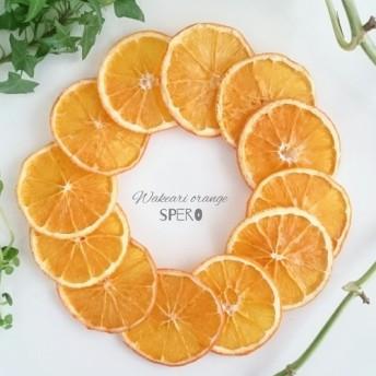 【デコレーション用】超特価‼ちょっとだけ訳ありオレンジ(12枚セット)